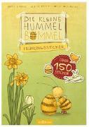 Cover-Bild zu Die kleine Hummel Bommel - Frühlingssticker