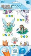 Cover-Bild zu tiptoi® Create Sticker Elfen