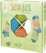 Cover-Bild zu SoxxBox No. 3 - Orange/ Türkis/ Grün/ Weiß