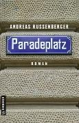 Cover-Bild zu Paradeplatz von Russenberger, Andreas