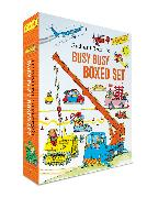 Cover-Bild zu Richard Scarry's Busy Busy Boxed Set