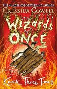 Cover-Bild zu The Wizards of Once: Knock Three Times