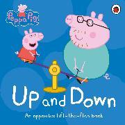 Cover-Bild zu Peppa Pig: Up and Down