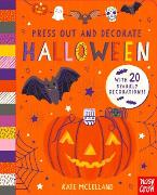 Cover-Bild zu Press Out and Decorate: Halloween