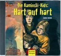 Cover-Bild zu Meier, Carlo: Die Kaminski-Kids: Hart auf hart