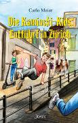 Cover-Bild zu Meier, Carlo: Die Kaminski-Kids: Entführt in Zürich
