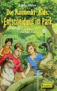 Cover-Bild zu Meier, Carlo: Die Kaminski-Kids: Entscheidung im Park