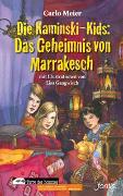 Cover-Bild zu Meier, Carlo: Die Kaminski-Kids: Das Geheimnis von Marrakesch