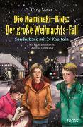Cover-Bild zu Meier, Carlo: Die Kaminski-Kids: Der große Weihnachts-Fall
