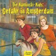 Cover-Bild zu Meier, Carlo: Die Kaminski-Kids: Gefahr in Amsterdam