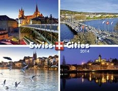 Cover-Bild zu Swiss Cities 2014