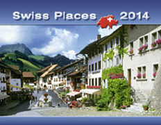 Cover-Bild zu Swiss Places 2014