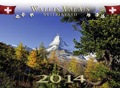 Cover-Bild zu Wallis / Valais / Switzerland 2014