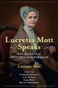 Cover-Bild zu Mott, Lucretia: Lucretia Mott Speaks