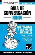 Cover-Bild zu Guía de Conversación Español-Hindi Y Vocabulario Temático de 3000 Palabras