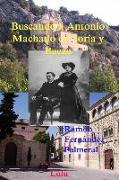 Cover-Bild zu Buscando a Antonio Machado En Soria y Baeza