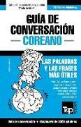 Cover-Bild zu Guía de Conversación Español-Coreano y Vocabulario Temático de 3000 Palabras