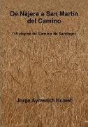 Cover-Bild zu De N?jera a San Mart?n del Camino