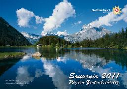 Cover-Bild zu Souvenir 2011 - Region Zentralschweiz