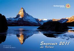 Cover-Bild zu Souvenir 2011 Le Valais