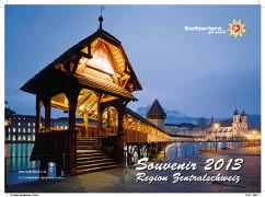 Cover-Bild zu Souvenir - Region Zentralschweiz 2013