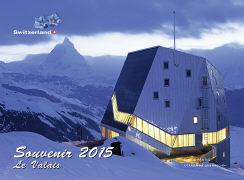 Cover-Bild zu Souvenir - Region Wallis / Le Valais 2015