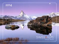 Cover-Bild zu Swiss Alps Idyllic Water 2014