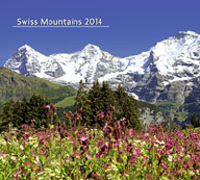 Cover-Bild zu Swiss Mountains 2014