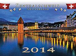 Cover-Bild zu Zentralschweiz 2014