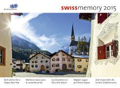 Cover-Bild zu Swiss Memory 2015