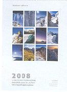 Cover-Bild zu Schweizer Bergsteiger-Kalender 2008