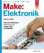 Cover-Bild zu Make: Elektronik
