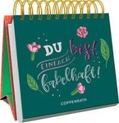 Cover-Bild zu Paehl, Nora (Illustr.): Du bist einfach fabelhaft!