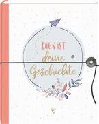 Cover-Bild zu Paehl, Nora (Illustr.): Dies ist deine Geschichte