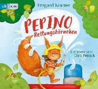 Cover-Bild zu Kramer, Irmgard: Pepino Rettungshörnchen