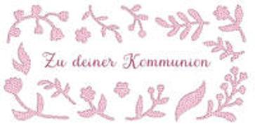 Cover-Bild zu Paehl, Nora (Illustr.): Kuvert für einen Geld- oder Gutschein - Zu deiner Kommunion