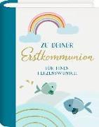 Cover-Bild zu Paehl, Nora (Illustr.): Wunscherfüller-Buchbox - Zu deiner Erstkommunion
