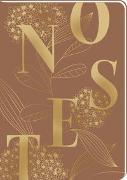 Cover-Bild zu Paehl, Nora (Illustr.): Notizhefte - Letters - DIN A5