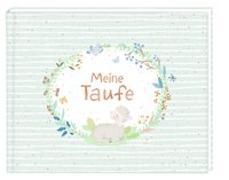 Cover-Bild zu Paehl, Nora (Illustr.): Erinnerungsalbum - Meine Taufe