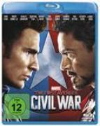 Cover-Bild zu The First Avenger - Civil War