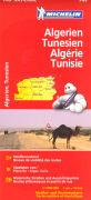 Cover-Bild zu Algerien, Tunesien / Algérie, Tunisie. 1:1'000'000