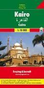 Cover-Bild zu Kairo / Caïro / Cairo / Le Caire / Il Cairo. 1:10'000
