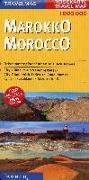 Cover-Bild zu Marokko - Morocco. 1:800'000