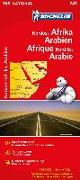 Cover-Bild zu Nordost-Afrika, Arabien / Afrique Nord-Est, Arabie. 1:4'000'000