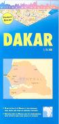 Cover-Bild zu Dakar. 1:16'000