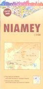 Cover-Bild zu Niamey. 1:10'000