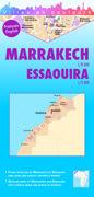 Cover-Bild zu Marrakech / Essaouira. 1:8'000 / 1:3'000