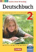 Cover-Bild zu Birner, Sylvia: Deutschbuch, Sprach- und Lesebuch, Realschule Baden-Württemberg 2012, Band 2: 6. Schuljahr, Handreichungen für den Unterricht, Kopiervorlagen und CD-ROM, Mit editierbaren Word-Kopiervorlagen