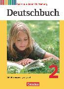 Cover-Bild zu Birner, Sylvia: Deutschbuch, Sprach- und Lesebuch, Realschule Baden-Württemberg 2012, Band 2: 6. Schuljahr, Schülerbuch