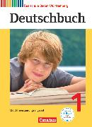Cover-Bild zu Birner, Sylvia: Deutschbuch, Sprach- und Lesebuch, Realschule Baden-Württemberg 2012, Band 1: 5. Schuljahr, Schülerbuch